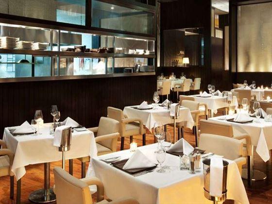 Aroma restaurant at Kempinski Residence & Suite Doha