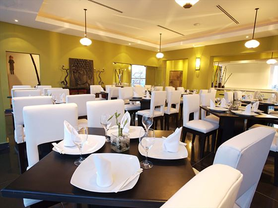 Asiana restaurant at The Royal Cancun