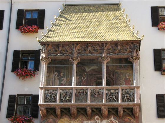 The Golden Roof Innsbruck Austria