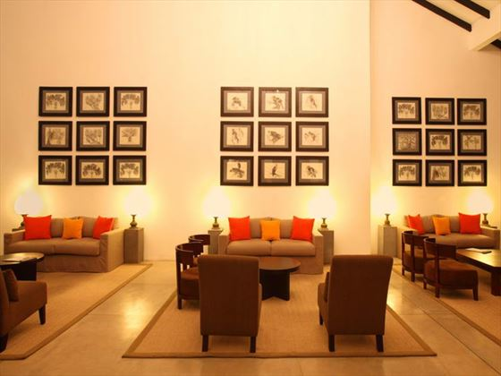 AVANI Bentota lobby seating area