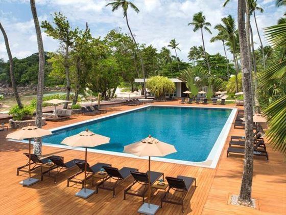 Avani Seychelles pool area