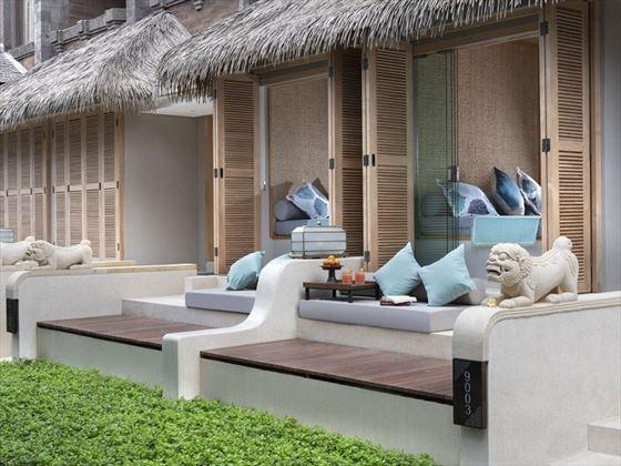 Mandira Club Suite at Bali Mandira