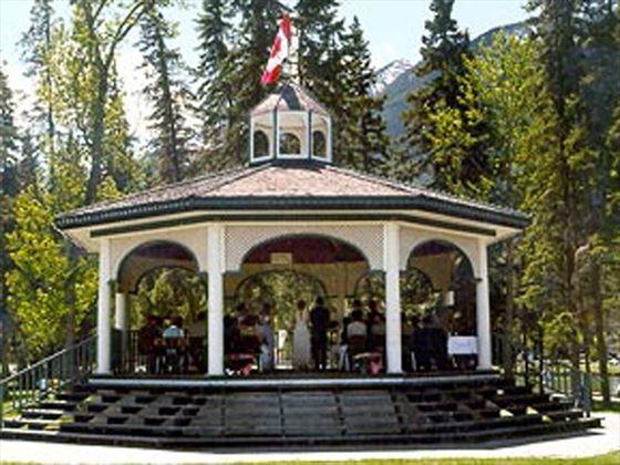 Banff Gazebo