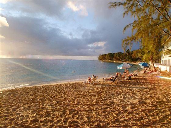 Discovery Bay beach