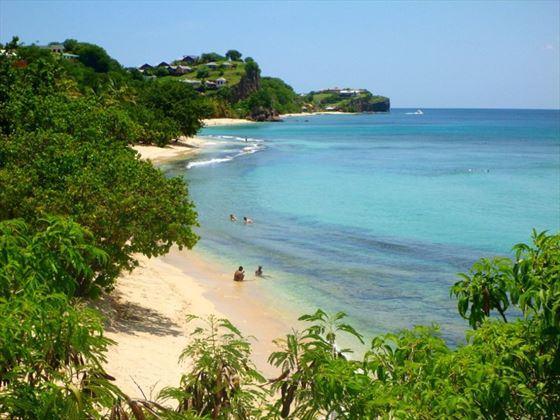 Beach at Grenadian by Rex Resorts