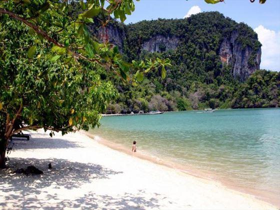 Koh Yao beach