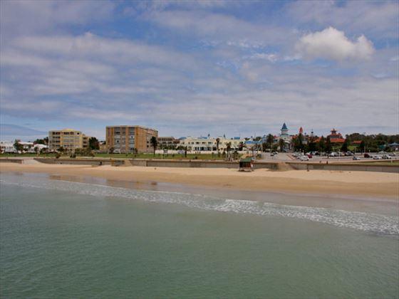 Beach at The Beach Hotel