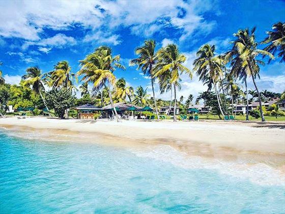 Beach at the Calabash, Grenada