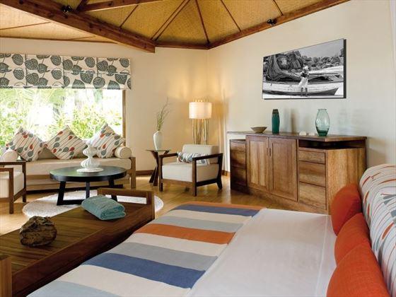 Beach Cottage Interior