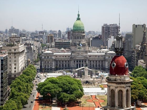 Beautiful Buenos Aires Cityscapes, Argentina