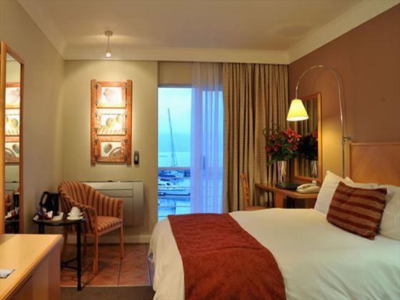 Bedroom at Protea Hotel Knysna Quay