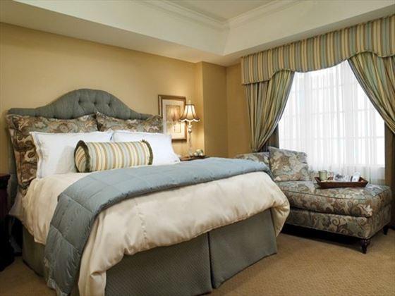 Bedroom at Reunion Resort