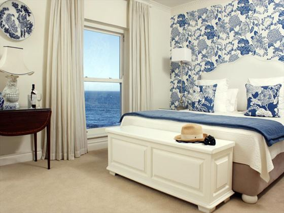 Bedroom at The Marine