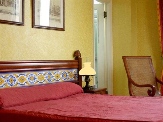 Bedroom at Hotel Sevilla