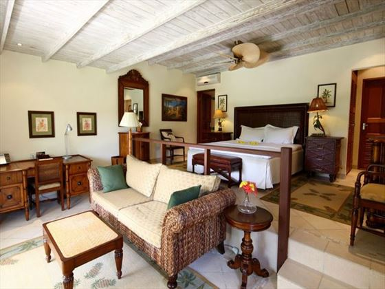 Bequia Beach Hotel Ocean View Suite
