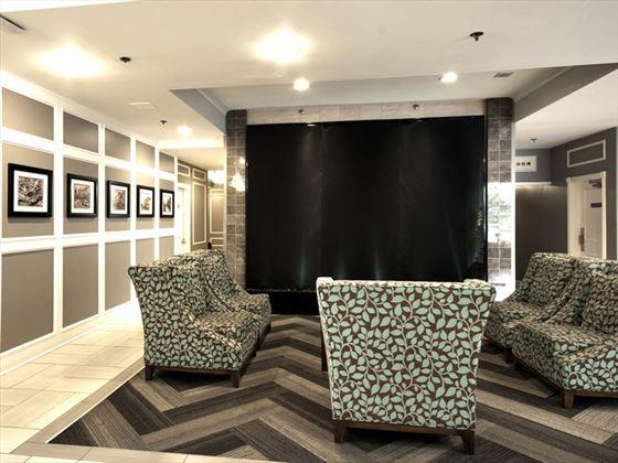 Best Western Dorchester Hotel lobby