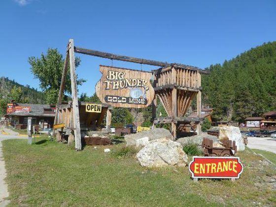 Big Thunder Gold Mine, South Dakota