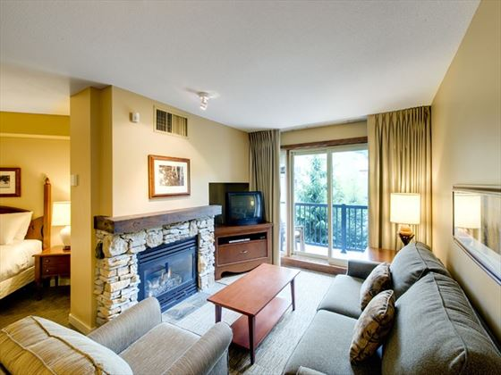 One Bedroom Suite, Blue Mountain Village Suites