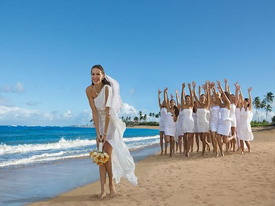Wedding at Breathless Punta Cana Resort & Spa.