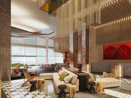 Breathless Montego Bay lobby - artist's impression