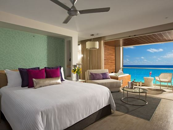 Xhale Club Junior Suite Ocean Front