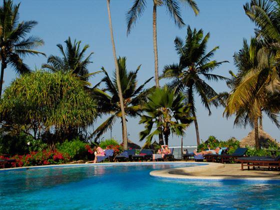 Breezes Beach Club & Spa swimming pool