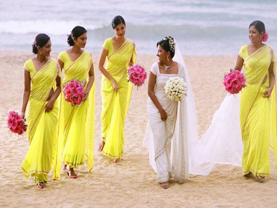 The Blue Water Wadduwa Sri Lanka Indian Ocean Wedding