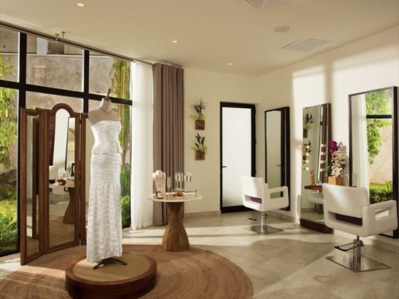 The bridal suite, Secrets Cap Cana