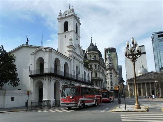 The Cityscapes of Buenos Aires, Argentina's Capital