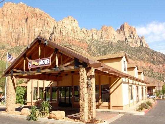 Zion National Park Hotels 2018 2019 Holidays In Zion