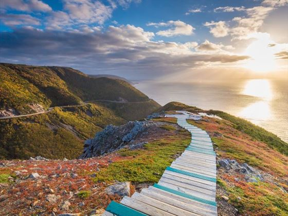The Cabot Trail, Cape Breton