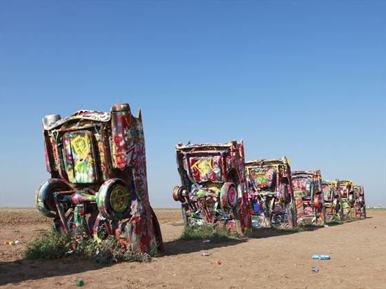cadillac ranch amarillo. Cars Review. Best American Auto & Cars Review