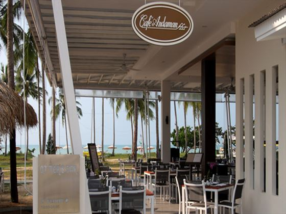 Cafe Andaman at Kantary Beach