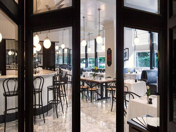 Cafe Claire at Oriental Residence