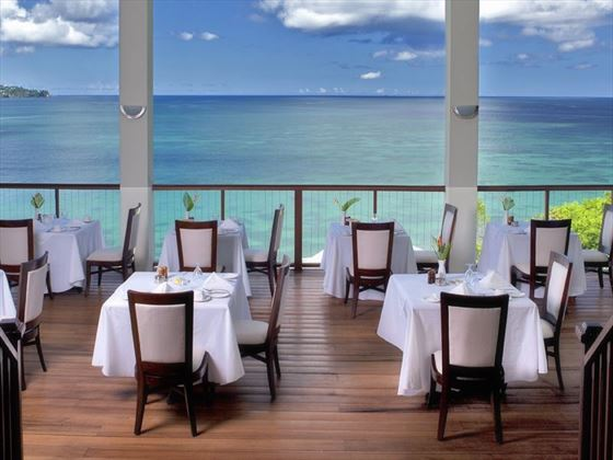 Windsong Restaurant at Calabash Cove Resort & Spa