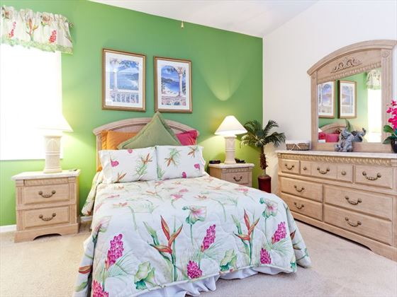 Typical Bedroom of Calabay Parc Executive Homes
