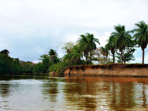 Caño Negro River, Costa Rica