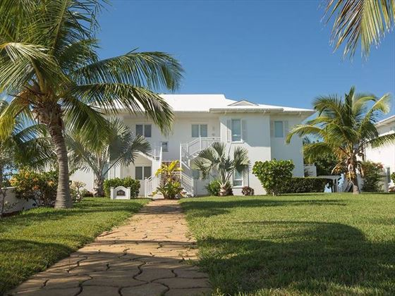 Cape Santa Maria Beach Resort, Long Island, Two Bedroom Beach Front Villa exterior