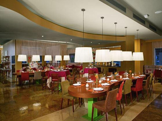 Capers restaurant at Now Larimar Punta Cana Resort