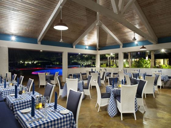 Capri Restaurant at Coconut Bay Resort & Spa
