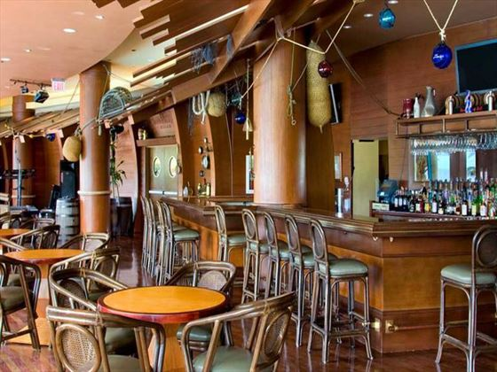Careenage Bar at Hilton Barbados Resort