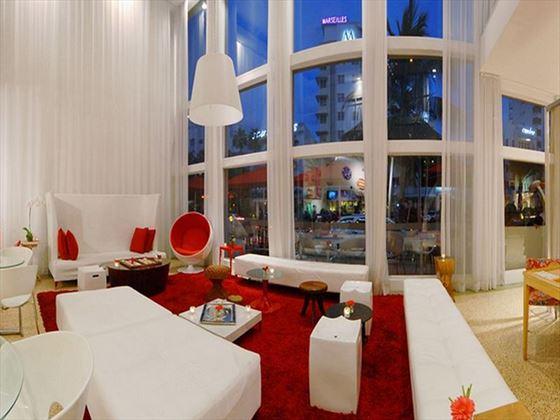 Lobby at Catalina Hotel & Beach Club