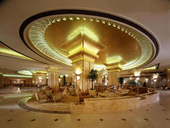 Caviar Bar at Emirates Palace