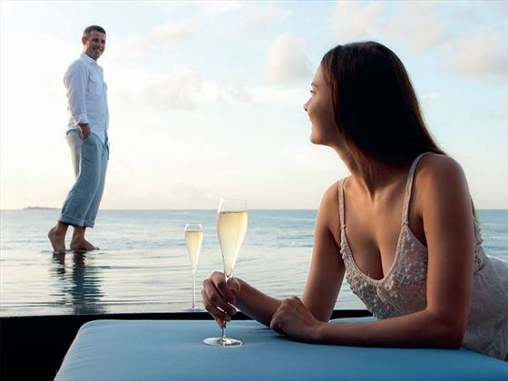 Romance at Constance Belle Mare Plage