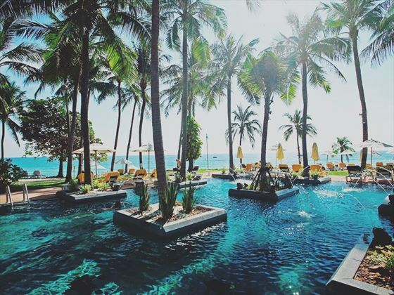 Centara Grand Beach Resort, Koh Samui