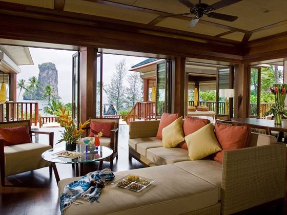 Centara Grand Beach Resort Krabi Royal Villa