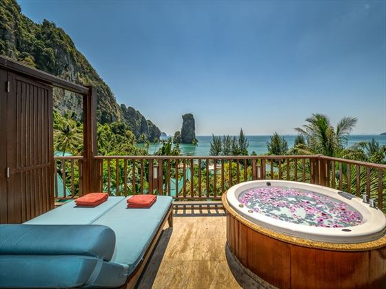 Spa Deluxe Ocean Facing at Centara Grand Beach Resort, Krabi
