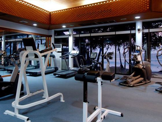 Centara Grand Beach Resort Samui gym