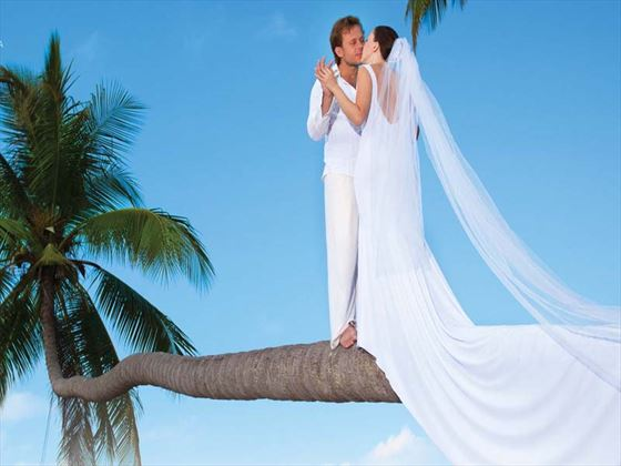 Renew your vows on Cinnamon Hakuraa Huraa Maldives