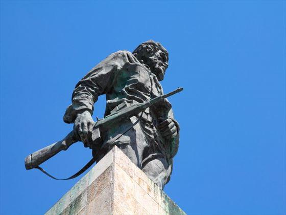 Che Guevara statue, Santa Clara